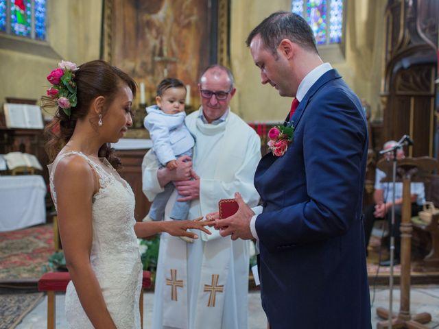 Le mariage de Julien et Juanita à Vaugrigneuse, Essonne 12