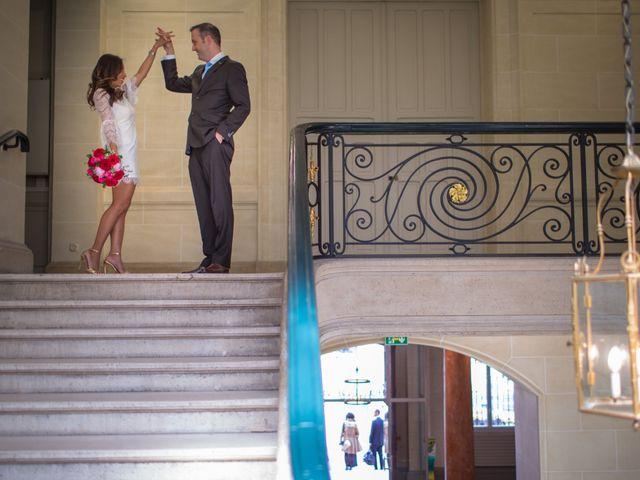 Le mariage de Julien et Juanita à Vaugrigneuse, Essonne 13