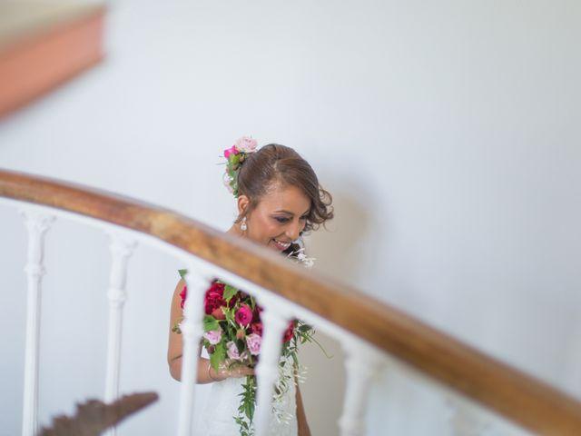 Le mariage de Julien et Juanita à Vaugrigneuse, Essonne 15
