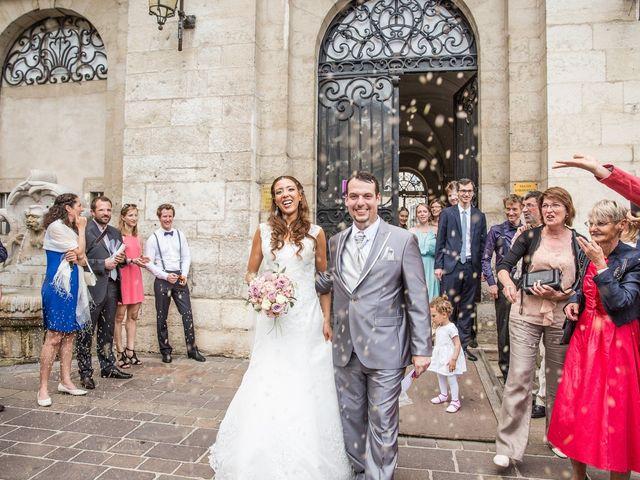 Le mariage de Sara et Fabien