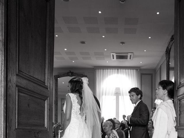 Le mariage de Fabien et Sara à Vonnas, Ain 1