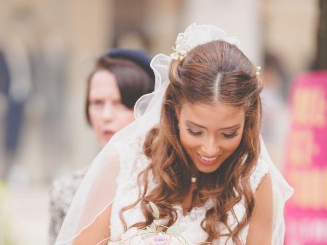 Le mariage de Fabien et Sara à Vonnas, Ain 3