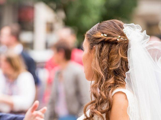 Le mariage de Fabien et Sara à Vonnas, Ain 4