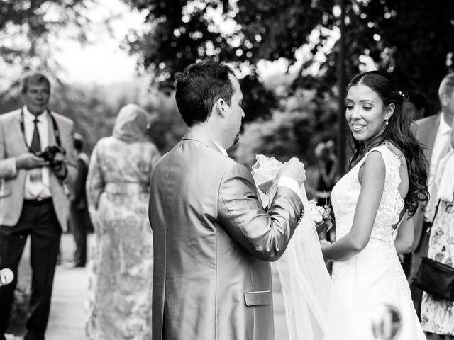 Le mariage de Fabien et Sara à Vonnas, Ain 6