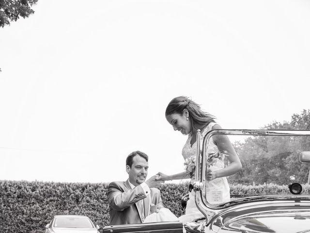 Le mariage de Fabien et Sara à Vonnas, Ain 9