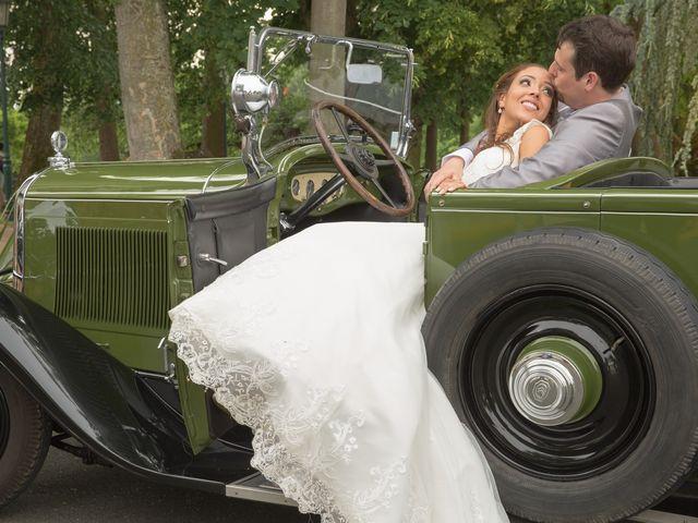 Le mariage de Fabien et Sara à Vonnas, Ain 10