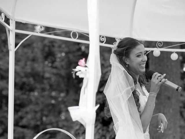 Le mariage de Fabien et Sara à Vonnas, Ain 15