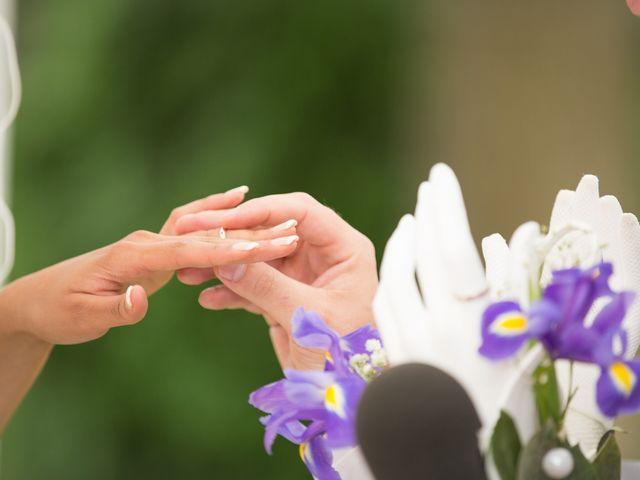 Le mariage de Fabien et Sara à Vonnas, Ain 16