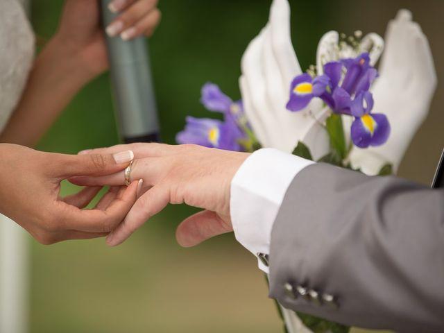 Le mariage de Fabien et Sara à Vonnas, Ain 18
