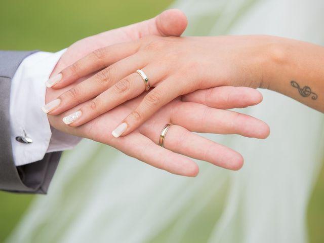Le mariage de Fabien et Sara à Vonnas, Ain 22