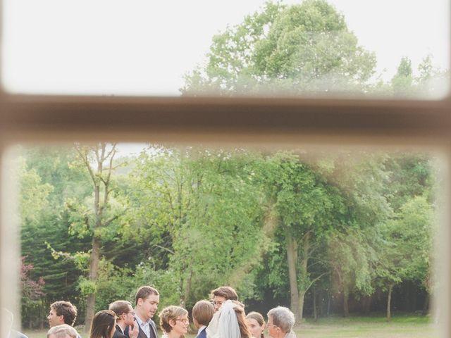 Le mariage de Fabien et Sara à Vonnas, Ain 25