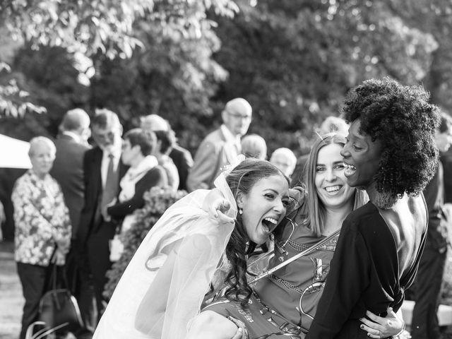 Le mariage de Fabien et Sara à Vonnas, Ain 26
