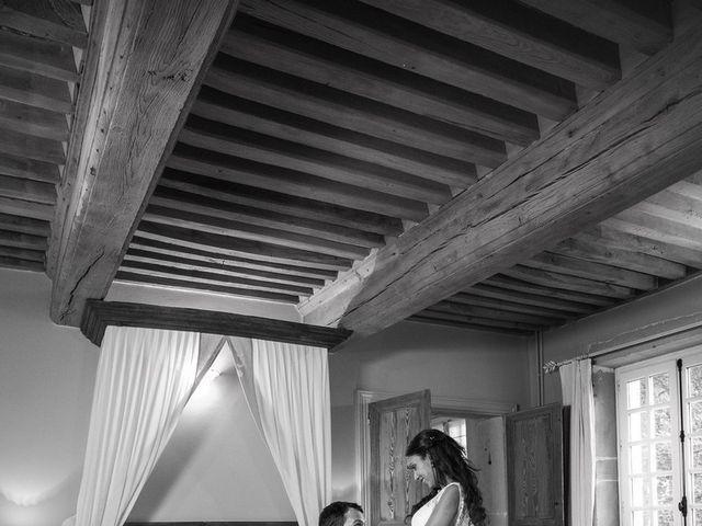 Le mariage de Fabien et Sara à Vonnas, Ain 27