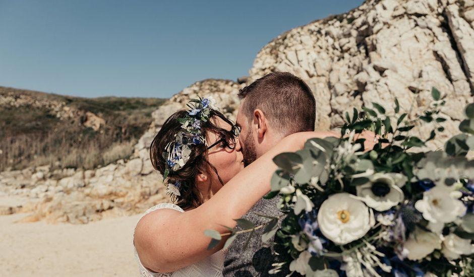 Le mariage de Xavier et Siane à Plouarzel, Finistère