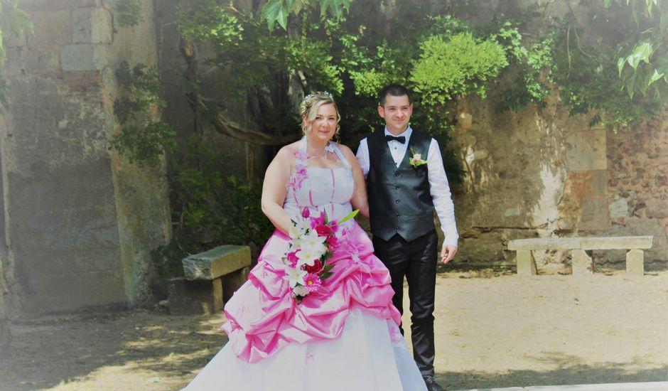 Le mariage de Freddy et Vanessa à Château-Renault, Indre-et-Loire