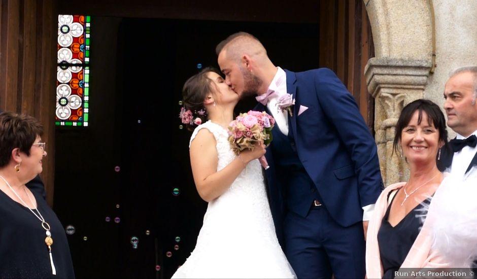 Le mariage de Jordan et Flavie à Chiché, Deux-Sèvres