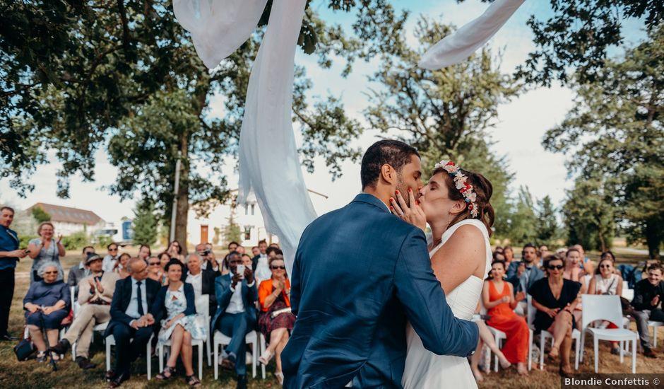 Le mariage de Florian et Amandine à La Chapelle-Gauthier, Seine-et-Marne