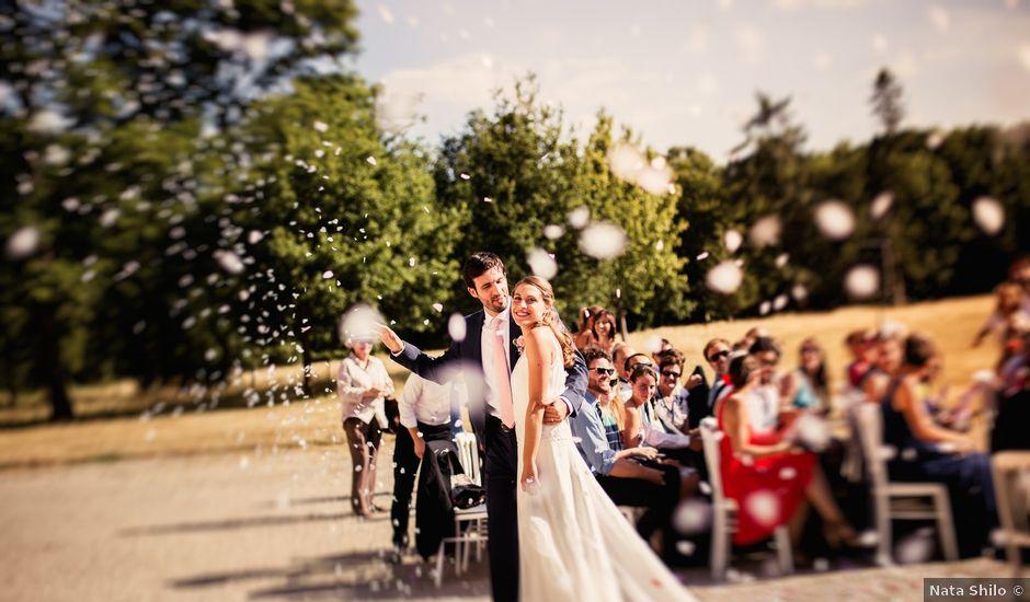 Le mariage de Marc et Emma à Orléans, Loiret