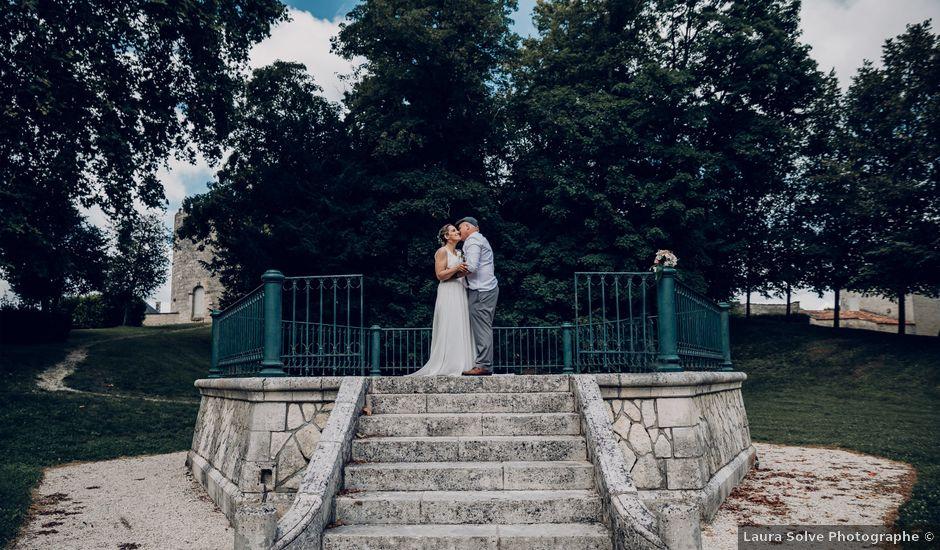 Le mariage de Nicolas et Jennifer à Muron, Charente Maritime