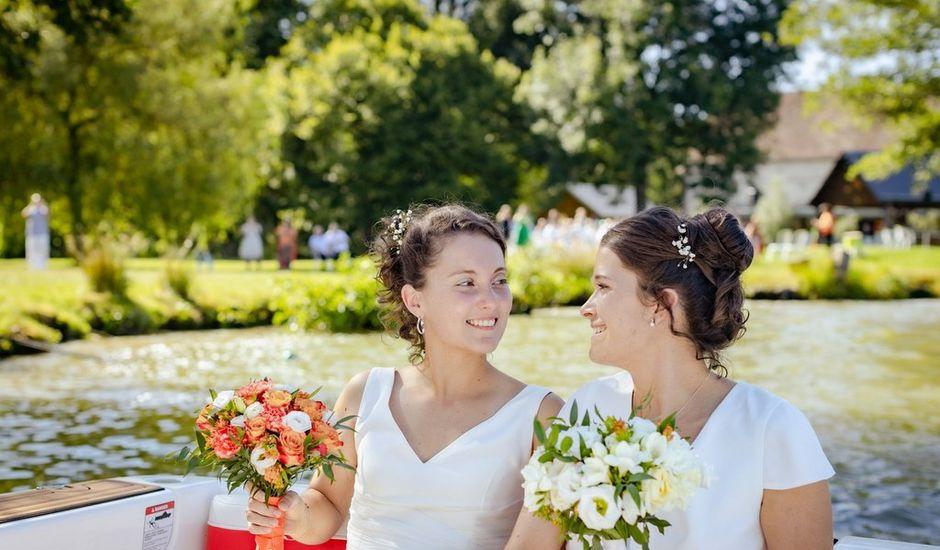 Le mariage de Anaïs et Marine à Landelles, Eure-et-Loir