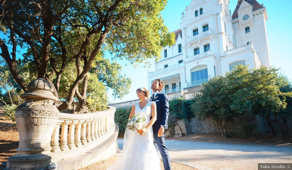Le mariage de Chris et Olivia à Banyuls-sur-Mer, Pyrénées-Orientales