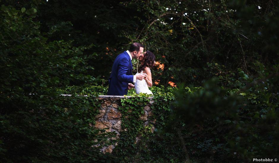 Le mariage de Julien et Juanita à Vaugrigneuse, Essonne