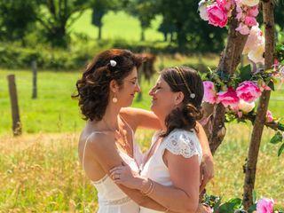 Le mariage de Laetita et Alixia