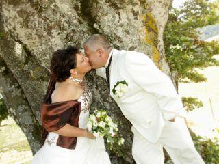 Le mariage de Mélanie et Jean-Claude