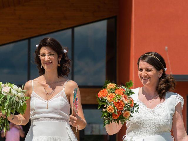 Le mariage de Alixia et Laetita à Lyon, Rhône 1