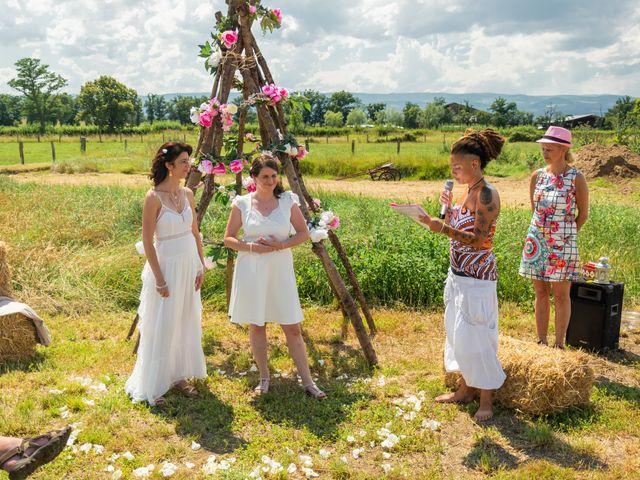 Le mariage de Alixia et Laetita à Lyon, Rhône 8