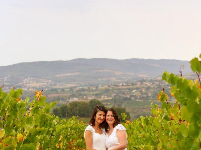 Le mariage de Alixia et Laetita à Lyon, Rhône 14