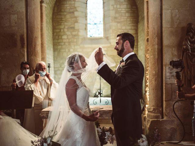Le mariage de Jean-Charles et Marie à Sarlat-la-Canéda, Dordogne 13