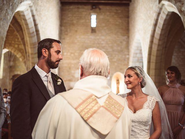 Le mariage de Jean-Charles et Marie à Sarlat-la-Canéda, Dordogne 16