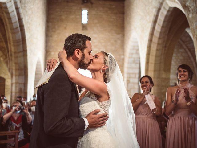 Le mariage de Jean-Charles et Marie à Sarlat-la-Canéda, Dordogne 17