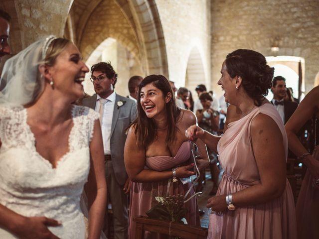 Le mariage de Jean-Charles et Marie à Sarlat-la-Canéda, Dordogne 21