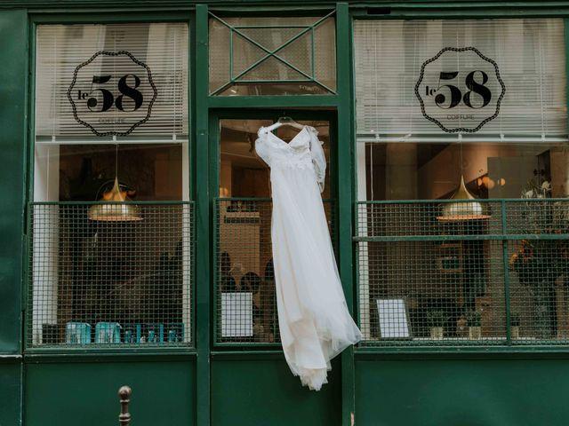 Le mariage de Xavier et Iris à Paris, Paris 2