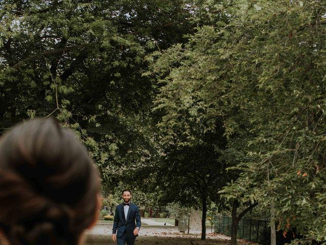 Le mariage de Xavier et Iris à Paris, Paris 6
