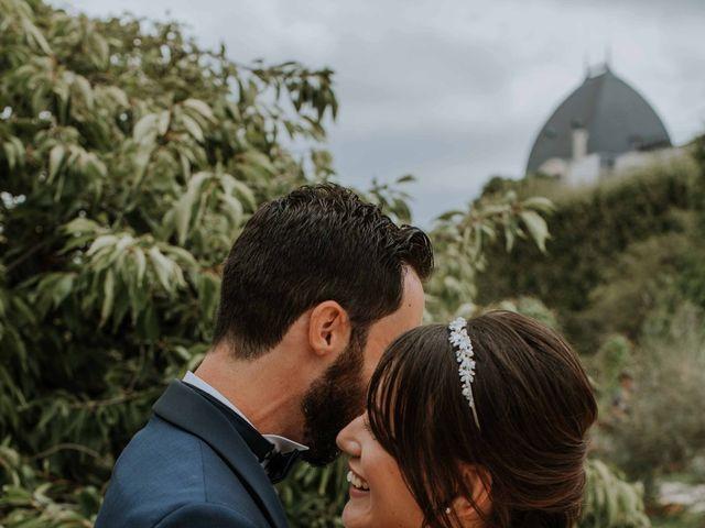 Le mariage de Xavier et Iris à Paris, Paris 7