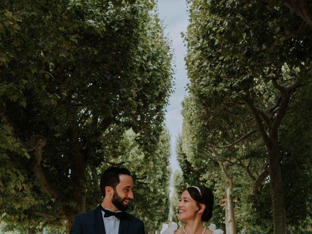 Le mariage de Xavier et Iris à Paris, Paris 8
