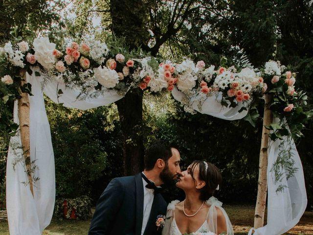 Le mariage de Xavier et Iris à Paris, Paris 19