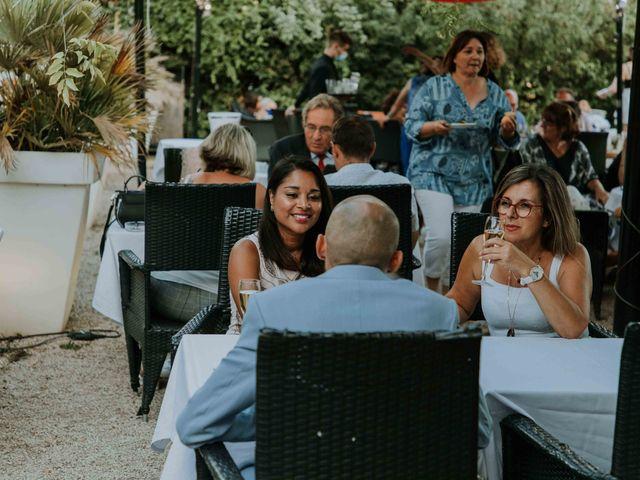 Le mariage de Xavier et Iris à Paris, Paris 24