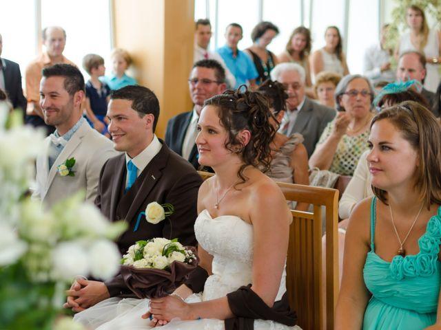 Le mariage de Matthieu et Laura à Rochefort, Charente Maritime 5