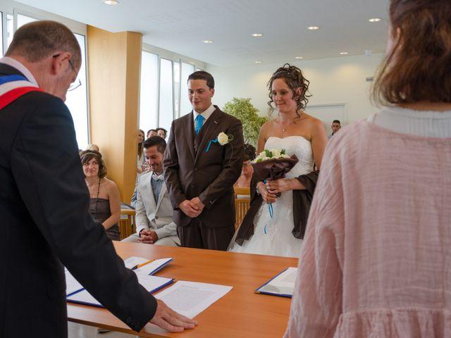 Le mariage de Matthieu et Laura à Rochefort, Charente Maritime 6