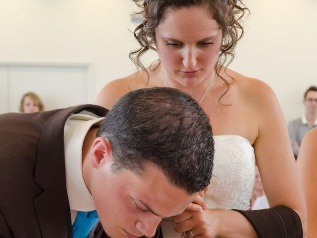 Le mariage de Matthieu et Laura à Rochefort, Charente Maritime 8