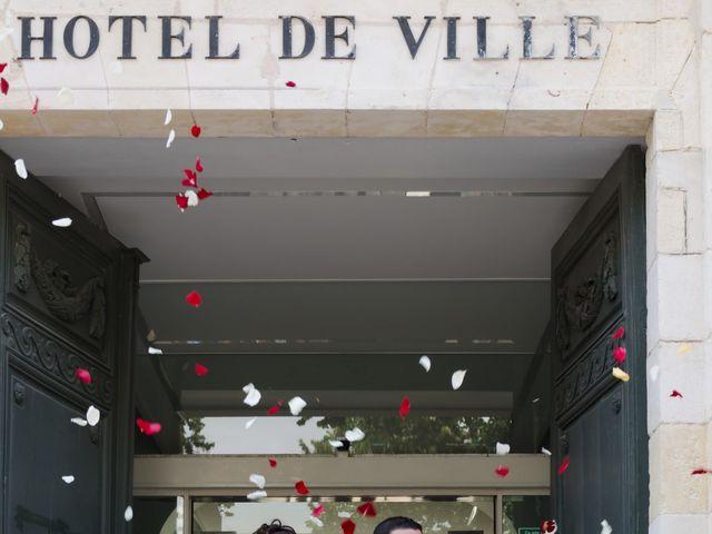 Le mariage de Matthieu et Laura à Rochefort, Charente Maritime 10