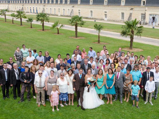 Le mariage de Matthieu et Laura à Rochefort, Charente Maritime 11