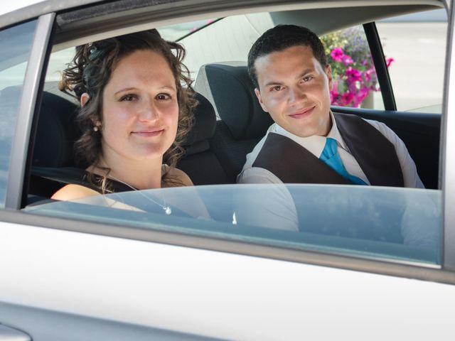 Le mariage de Matthieu et Laura à Rochefort, Charente Maritime 13