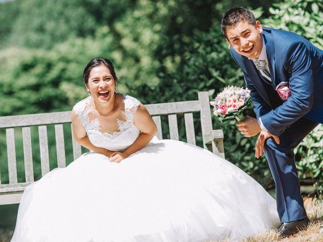 Le mariage de Kim et Remy