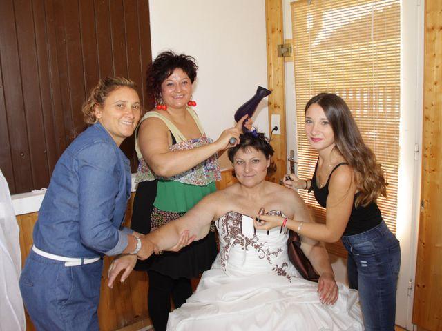 Le mariage de Jean-Claude et Mélanie à Belvezet, Lozère 5