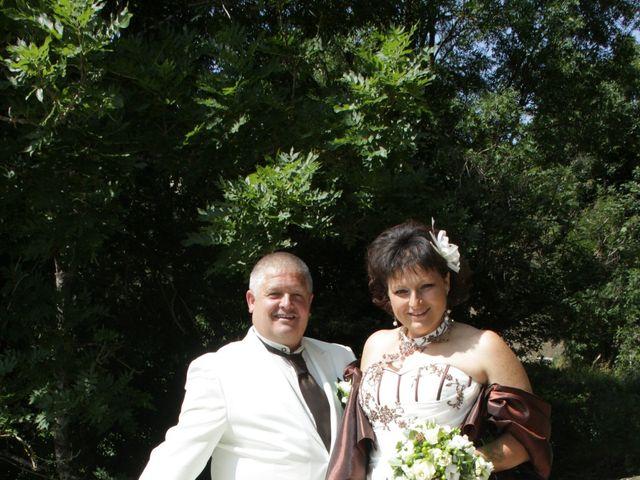 Le mariage de Jean-Claude et Mélanie à Belvezet, Lozère 7